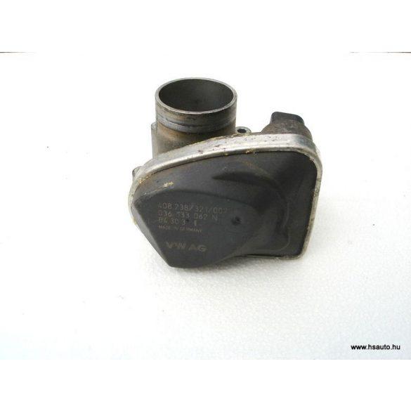 Skoda Fabia-Octavia fojtószelep /alapjárati motor/