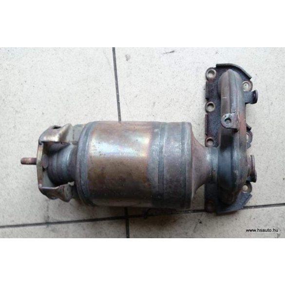 Skoda Fabia 1,2 12V katalizátor leömlő