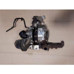 Volkswagen Golf-Jetta-Caddy-Passat-Touran 2,0 Crtdi turbófeltöltő /CF/