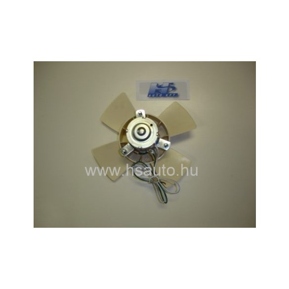 Skoda Favorit-120 hűtőmotor lapáttal