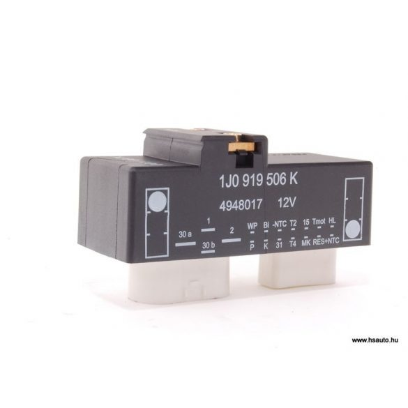 Skoda Octavia hűtőmotor vezérlő elektronika