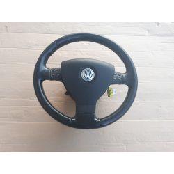 Volkswagen Golf V-Jetta-Passat multifunkciós bőr kormánykerék légzsákkal