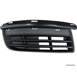 Volkswagen Golf V-Jetta lökhárító betét ködlámpa nélküli kivitelhez