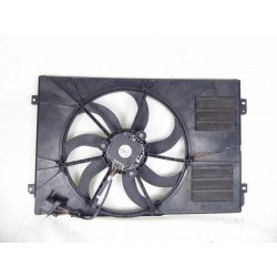 Skoda Octavia II-Superb II-Yeti hűtőventillátor/hűtőmotor/