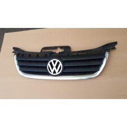 Volkswagen Touran hűtőrács krómkerettel