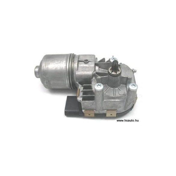 Skoda Octavia II ablaktörlő motor első