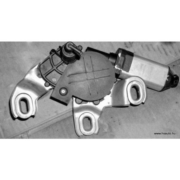Skoda Octavia II ablaktörlő motor hátsó