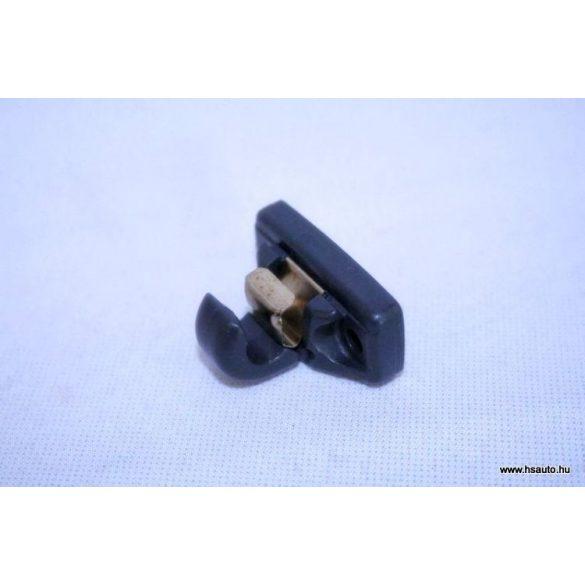 Skoda Fabia-Octavia-Superb napellenző tartó fül