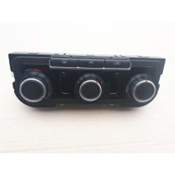 Volkswagen Golf VI-Jetta-Passat fűtés-hűtés kapcsoló /Klímapanel/