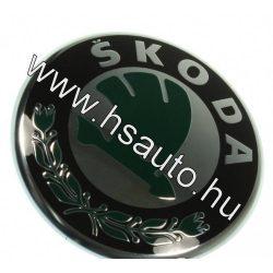 Skoda Fabia II-OctaviaII-Roomster-Superb embléma