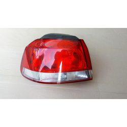 Volkswagen Golf VI hátsó lámpa bal