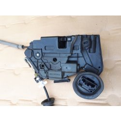 Volkswagen Golf VI ajtózárszerkezet bal hátsó