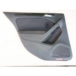 Volkswagen Golf VI ajtókárpit bal hátsó