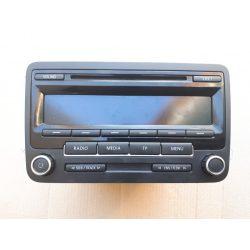 Volkswagen Golf-Jetta-Passat-Touran CD-s rádiós fejegység