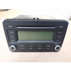 Volkswagen Golf-Jetta-Passat-Touran-Caddy CD-s rádió